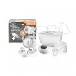 Nuevo Extractor Leche Eléctrico Tommee Tippee Closer To Nature