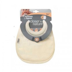 Baberos Lactancia Tommee Tippee Closer To Nature