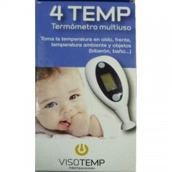 Termómetro digital Visotemp 4 Temp