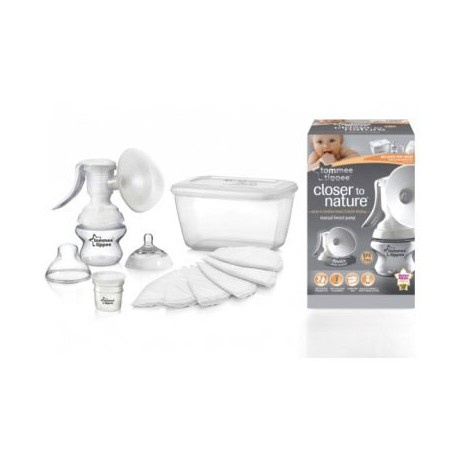 Extractor de Leche Manual Tommee Tippee Closer To Nature