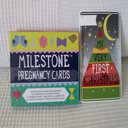 Milestone Pregnancy Cards Embarazo