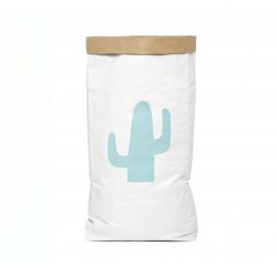 Saco Papel Cactus menta Be-Nized Bag