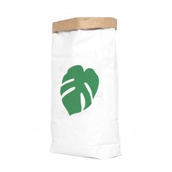 Saco Papel Monstera Be-Nized Bag