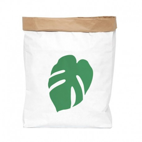 Saco Papel Mini Monstera Be-Nized Bag