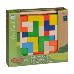 Puzzle Madera EverEarth