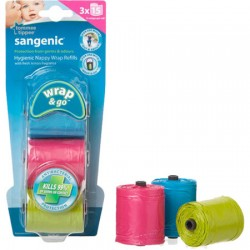 Recambio Wrap & Go Tommee Tippee